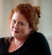 Ulrica Schenström, arkivbild. HENRIK MONTGOMERY / TT / TT NYHETSBYRÅN