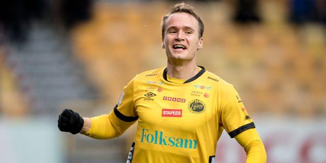 Viktor Prodell. Björn Larsson Rosvall/TT / TT NYHETSBYRÅN