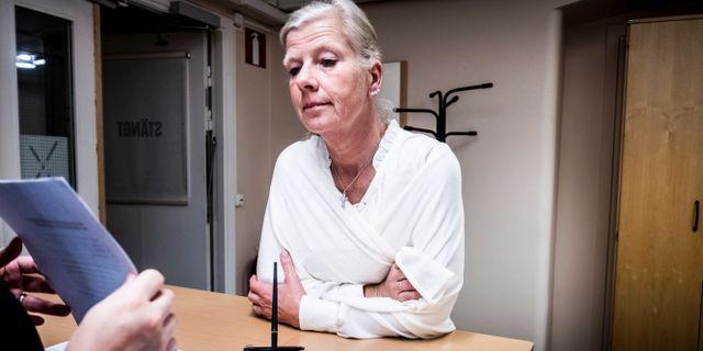 Kristina Axén Olin Magnus Hjalmarson Neideman/SvD/TT / TT NYHETSBYRÅN