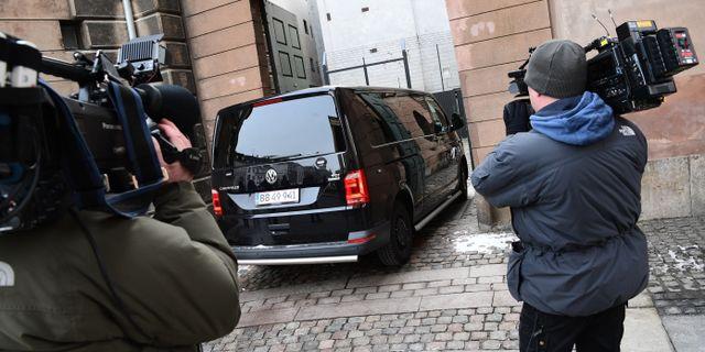Rättegången hålls i Köpenhamns byret. Johan Nilsson/TT / TT NYHETSBYRÅN