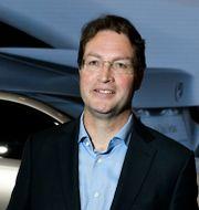 Daimlers vd Emil Källenius  Pontus Lundahl/TT / TT NYHETSBYRÅN