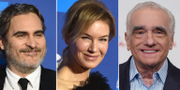 Joaquin Phoenix/Renée Zellweger/Martin Scorsese. TT