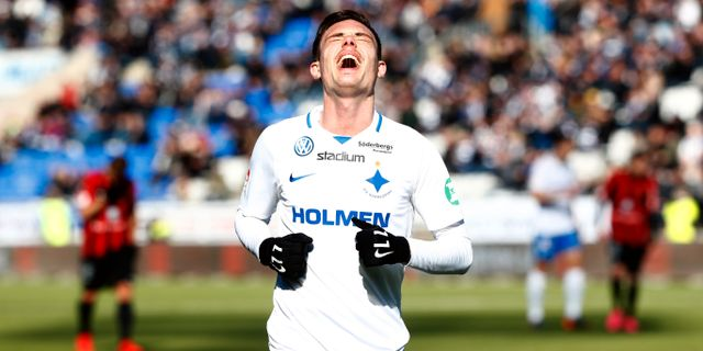 Kalle holmberg fixade tre poang at norrkoping
