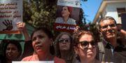 Protester mot Marockos abortlagar 2019. TT/AP