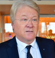 Lars Adaktusson och Peter Wolodarski TT