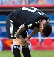 Lionel Messi. MLADEN ANTONOV / AFP