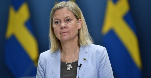 Pontus Lundahl/TT / TT NYHETSBYRÅN