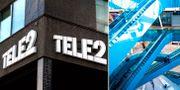 Illustrationsbild: Tele2 stänger bland annat sin butik på köpcentrat Emporia i Malmö. TT