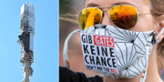 En saboterad 5G-mast och en anti-Bill Gates-aktivist. TT