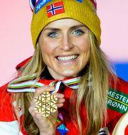 Johaug Lise Åserud / TT NYHETSBYRÅN