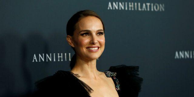 Natalie Portman. Mario Anzuoni / TT NYHETSBYRÅN