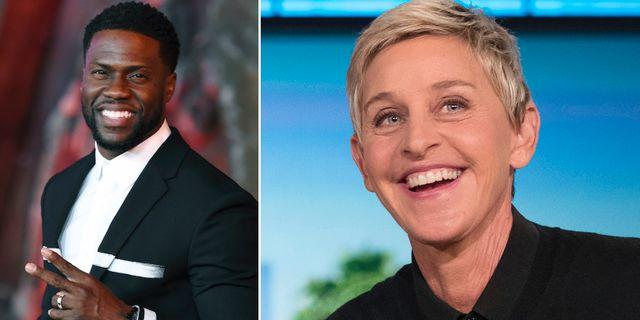 Kevin Hart/Ellen DeGeneres TT