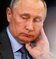 Vladimir Putin. Maxim Shemetov / TT / NTB Scanpix