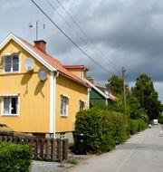 Villor i Nockeby i Bromma. Arkivbild. JANERIK HENRIKSSON / SCANPIX / SCANPIX SWEDEN