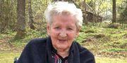 Inez Johansson. Privat