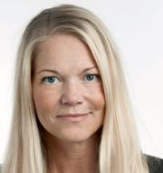 Maria Ludvigsson och Jacob Östberg.  TT/Stockholms universitet
