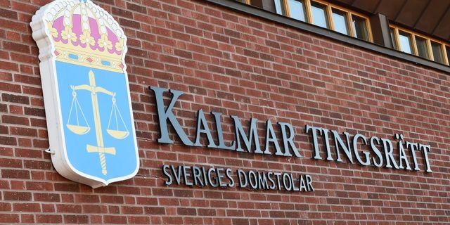 Kalmar tingsrätt. Mikael Fritzon / TT / TT NYHETSBYRÅN
