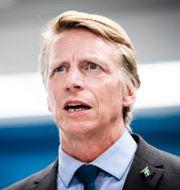 Per Bolund (MP) Erik Simander/TT / TT NYHETSBYRÅN