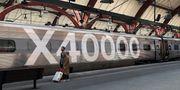 Två X2000-tåg får nytt namn framöver. SJ