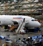 787 Dreamliner.  Ted S. Warren / TT NYHETSBYRÅN