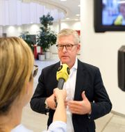 Arkivbild: Ericssons vd Börje Ekholm.  HENRIK SÄLL/TT / TT NYHETSBYRÅN