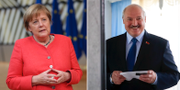 Angela Merkel / Belarus president Aleksandr Lukasjenko TT