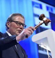 Arkivbild: Ericssons avgående styrelseordförande Leif Johansson.  Pontus Lundahl/TT / TT NYHETSBYRÅN
