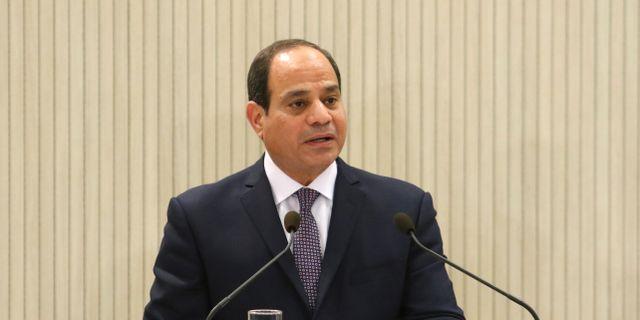 Egyptens president Abd al-Fattah al-Sisi. YIANNIS KOURTOGLOU / TT NYHETSBYRÅN