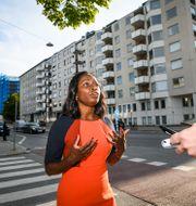 Nyamko Sabuni Jonathan Näckstrand/TT / TT NYHETSBYRÅN