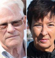 Carl Bildt/Ingvar Carlsson/Mona Sahlin. TT