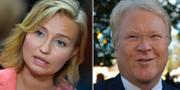 Ebba Busch Thor slår tillbaka mot Lars Adaktussons uppgifter om att han informerat partiet om hur han tänkt rösta i abortfrågan.  TT