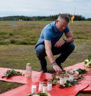Johan Hellström. Erik Abel/TT / TT NYHETSBYRÅN