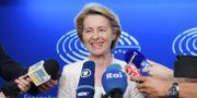 Ursula von der Leyen. FREDERICK FLORIN / AFP