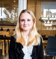 Ebba Hermansson. Arkivbild. Magnus Hjalmarson Neideman/SvD/TT / TT NYHETSBYRÅN