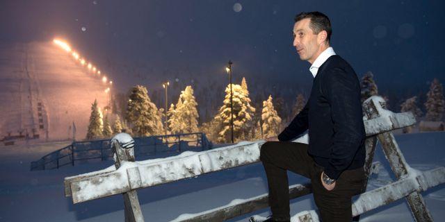ÖB Micael Bydén på Folk och Försvar Henrik Montgomery/TT / TT NYHETSBYRÅN