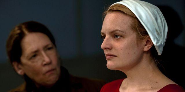 "Bild ur ""Handmaid's Tale"". George Kraychyk / TT / NTB Scanpix/Hulu via AP"