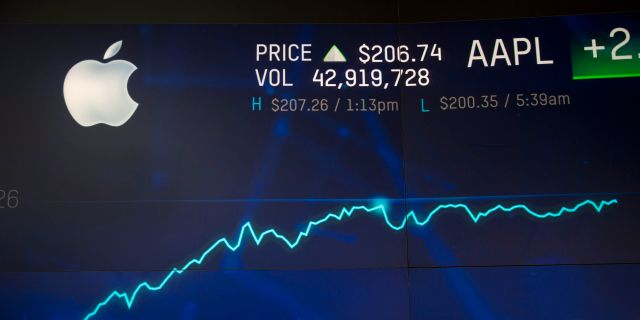 Tech tyngde Nasdaq – Dow steg efter USA s Kinainvit - ƒPlus 960cd7a8b6ef3