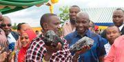 Saniniu Laizer. TANZANIA MINISTRY OF MINERALS