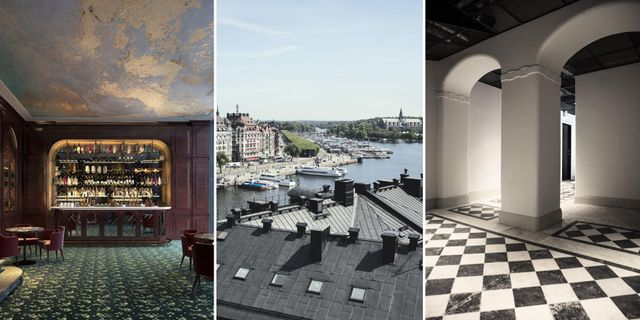 Den 22 augusti slår Bank Hotel upp i det gamla bankpalatset på Arsenalsgatan i Stockholm. Bank Hotel