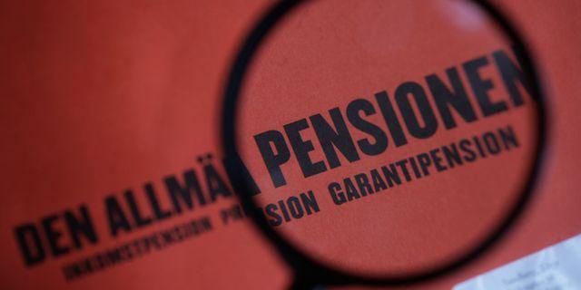 Sveriges pensionssystem i varldstopp