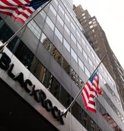 Blackrocks huvudkontor i New York. Mark Lennihan / TT NYHETSBYRÅN