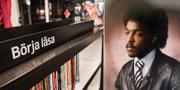 Bibliotek / Dawit Isaak. Illustrationsbild. TT