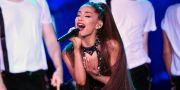 Ariana Grande. Chris Pizzello / TT NYHETSBYRÅN/ NTB Scanpix