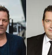 Rickard Olsson och Johan Wester  TT
