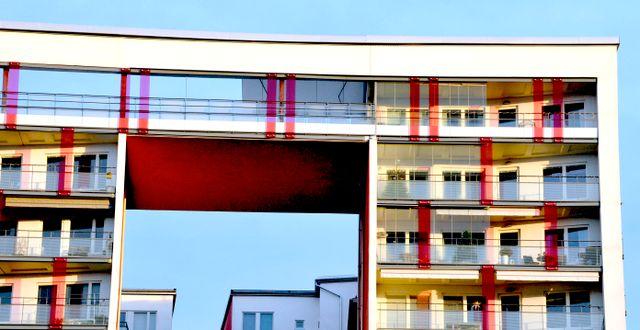 Illustrationsbild: Bostäder i Hammarby Sjöstad. Hasse Holmberg / TT / TT NYHETSBYRÅN