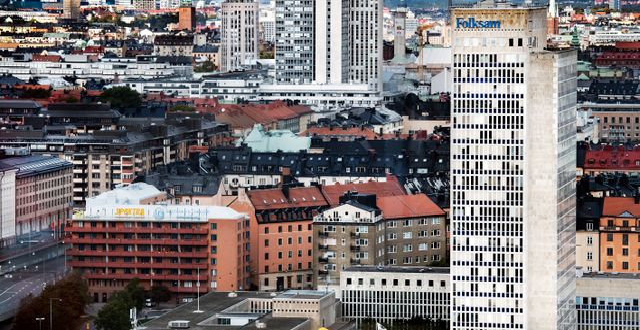 Finansbolaget Catella är verksamma inom fastighetsinvesteringar. Illustrationsbild. Tomas Oneborg/SvD/TT / TT NYHETSBYRÅN