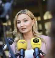 Ebba Busch. Stina Stjernkvist/TT / TT NYHETSBYRÅN