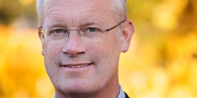 Erik Stenfors, vd på företaget Hanza.