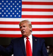 Arkivbild: Donald Trump.  Patrick Semansky / TT NYHETSBYRÅN