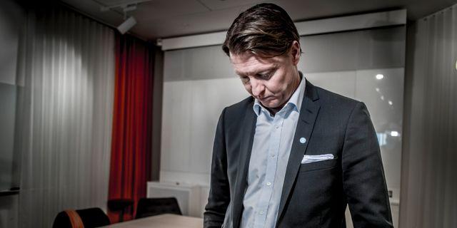 Ericssons tidigare vd Hans Vestberg. Magnus Hjalmarson Neideman / SvD / TT / TT NYHETSBYRÅN